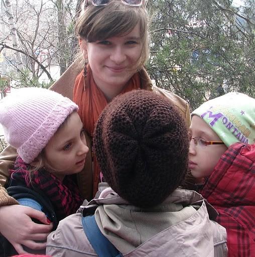 Daria, dh Kinga, Oliwia i Laura