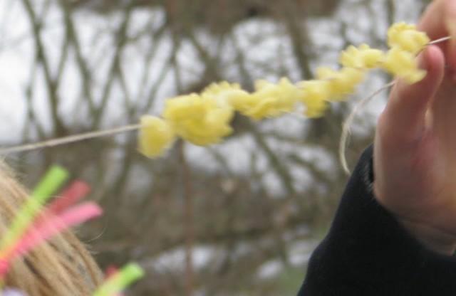 Naszyjnik dla pani wiosny